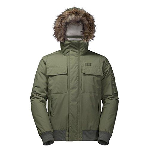 41u1JBSrvqL. SS500  - Jack Wolfskin Men's Brockton Pt Jacket