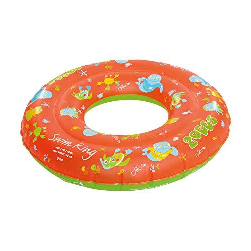 Zoggs Kinder 'Zoggy einfach Aufblasen Schwimmen Ring (Jahren/0-15kg), mehrfarbig, 2-3Jahre