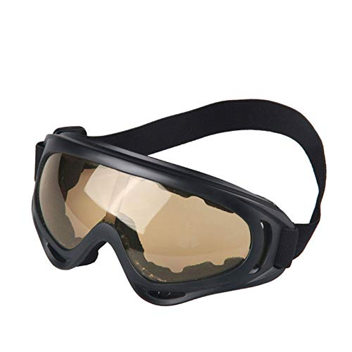 Schutzbrille Werkstatt Radfahren Brille Outdoor Sportbrillen Motorradbrillen Skibrillen Anti Impact Taktische Brille Orange Damen Herren
