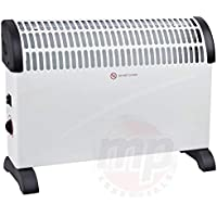 Electrical 2 KW Convector Heater - Wall Mounted Or Free Standing (white)