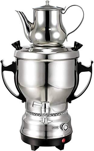 Beem 6119 Samovar 2030-3 Liter Edelstahl, rostfrei