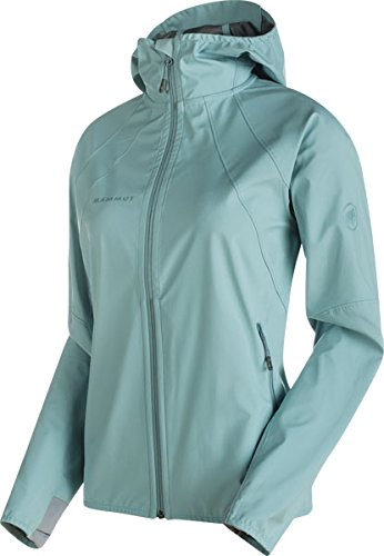 Ultimate Light Softshell Hooded Jacket Women