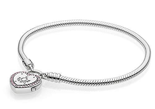 ecc4038cc86e72 Pandora Bracciale Charm Donna argento - Confronta prezzi.