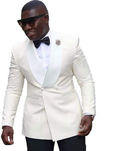 Lilis® Herren Zweireiher Anzug Casual Kostüm Homme Tuxedo Custom Jacket & Pants
