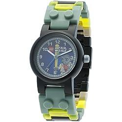Reloj Yoda de LEGO