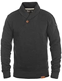 SOLID TripShawl - Sweat-Shirt- Homme