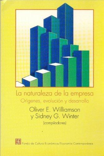 La naturaleza de la empresa por Winter Williamson