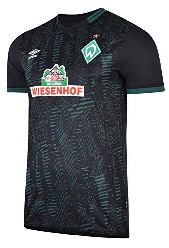 UMBRO SV Werder Bremen 3.Trikot 2019/20 Kinder Official Licensed Product - XL