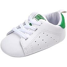 Primi Passi Sneaker Bambini e Ragazze Estate Bambina Scarpe Sandalo 3 a 18  Mesi - Casual 08d9d34c552