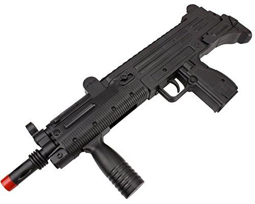 rgun Gewehr Schwarz Magazin Federdruck 1009 0,08 Joule ()