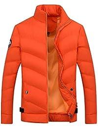 Amazon.it  Arancione - Giacche e cappotti   Uomo  Abbigliamento 5f073e3dc1d