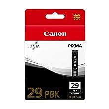 Canon PGI29 Lucia Ink Cartridge - Photo Black