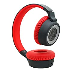 boAt Rockerz 430 Wireless Bluetooth Headphone. HD Clarity with CSR 8635 Extra Comfortable, and Uber Premium Headphones.