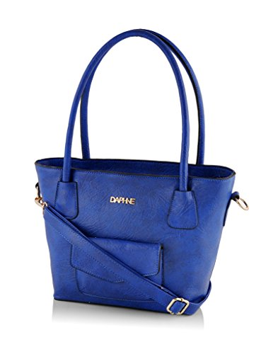 Daphne Women's Handbag ( Blue)