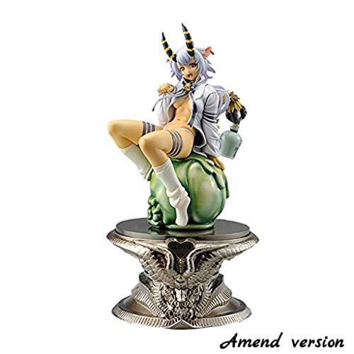 Lilongjiao Les Sept Péchés Mortels: Belphégor Statue De La Paresse PVC Figure Modèle Modèle Jouets