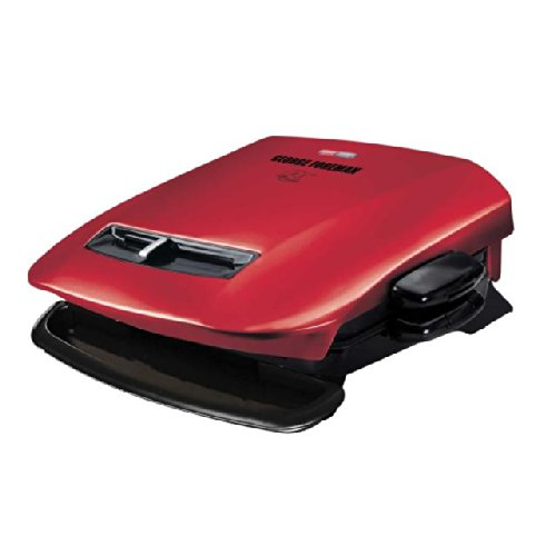 george-foreman-grp2841r-5-serving-removable-plate-grill-with-variable-temperature-red-by-george-fore