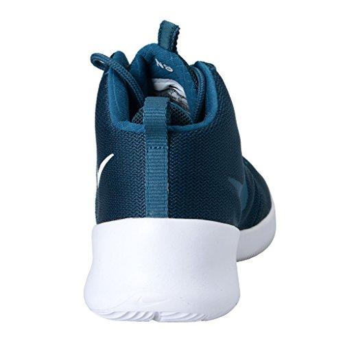 Nike Herren Hyperfr3sh Basketballschuhe, Schwarz, Talla Grün / Weiß  (Teal/Summit White)