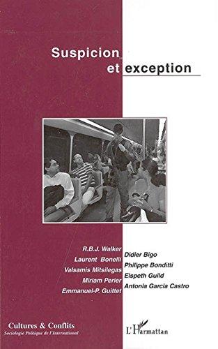 Cultures & conflits, N° 58, Eté 2005 : Suspicion et exception
