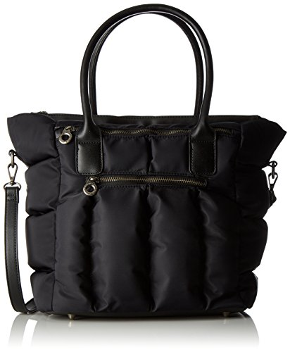 Little Marcel - Wy01, Borse a spalla Donna Nero (Black)