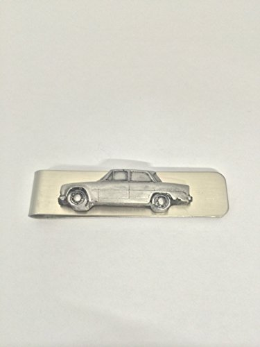 stainless-steel-money-clip-with-a-alfa-romeo-giulia-1300-super-circa-1971-3d-pewter-effect-emblem-re