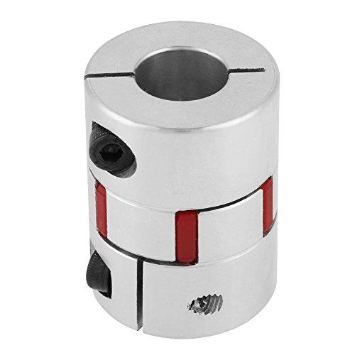 Vakuum-kupplung (Motor Flexible kiefer Pflaume Kupplung Spider Motorwellenkupplung CNC Stepper Anschluss od30mm × L40mm 6,35× 12mm 8× 12mm 12× 14mm)