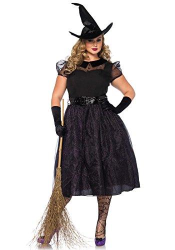 Leg Avenue 85529X Darling Spell Caster costume