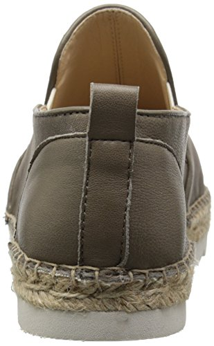 Nine West Noney cuir Slip-ons Grey/Multi