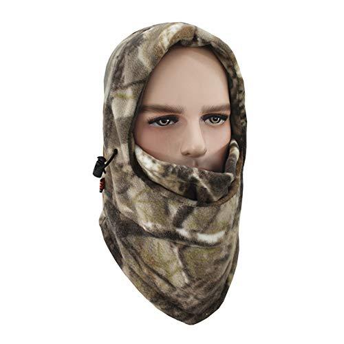 XIAXIACP Windproof Hat, Multifunktionsveta-Kapuzenhais maskierte Hut im Freien für Männer und Frauen Wasser-Riding Multifunktionshut,B