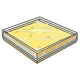 Wetterfeste Schutzhülle Grill Wetterschutzhülle Grill Abdeckhaube 45x80x80
