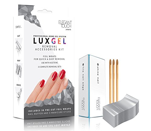 Elegant Touch Lux Gel Remover Kit