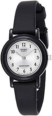 Casio Women's Black Dial Resin Analog Watch - LQ-139AMV-7B