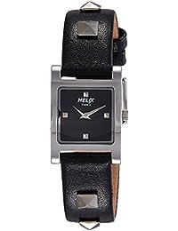 Helix Lap Analog Black Dial Women's Watch - TI019HL0200