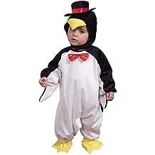 Disfraz de pinguino para bebé - De 6 a 12 meses