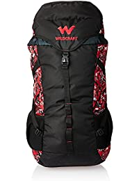 Wildcraft  45 Ltrs Red Rucksack (AM RK 1)