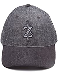 Zelda  Breath of the Wild Cap Z Game Logo Curved Bill Black 034fa7c00ea