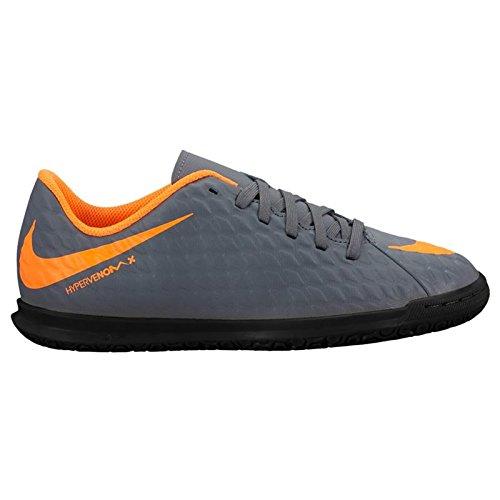 online store 82a39 c7e93 Nike Unisex-Kinder Jr Phantomx 3 Club Ic Fitnessschuhe, Mehrfarbig (Dark  Grey/