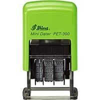 Shiny PET-300 - Sello automático con fecha (altura del texto 3,8 mm)