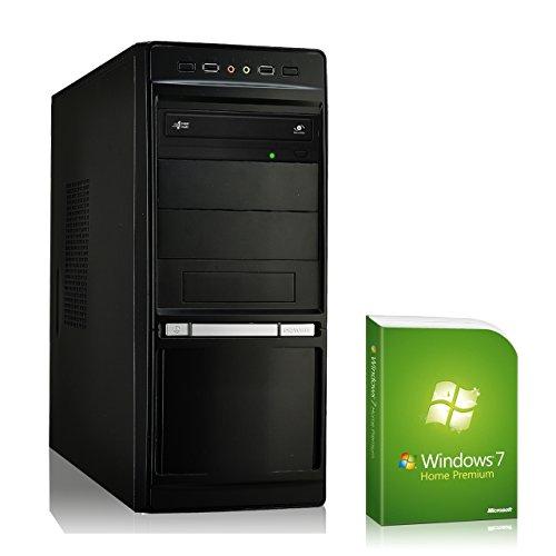 Gaming-PC-tronics24-Optimus-a6626M-AMD-A8-6600K-4x-39GHz-8GB-RAM-AMD-Radeon-R7-240-2GB-1000GB-HDD-DVD-RW-Gigabit-LAN-71-Sound-Win7HP