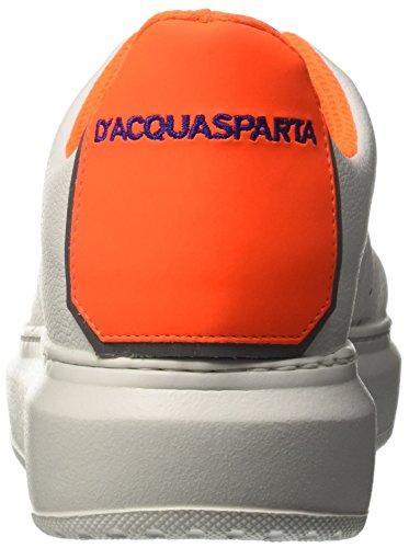 DAcquasparta Vieri, Sneaker Uomo Bianco (Ba U100)