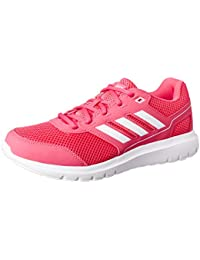 adidas Women's Duramo Lite 2.0 Running Shoes, Real Pink S18/Ftwr FTWR White, 9.5 UK