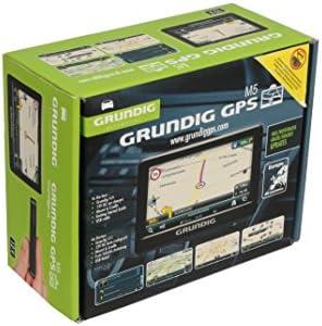 Grundig 8711252226637 - GPS para coches de 5