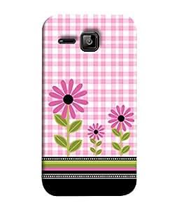 Snapdilla Designer Back Case Cover for Micromax Bolt S301 (Pattern Wallpaper Background Backcover Design)