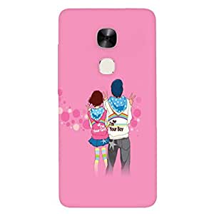 GripIt Lovers Printed Casefor LeEco Le2 Pro