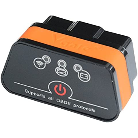 Vgate iCar2 Wifi, scanner diagnostico OBD2 OBDII