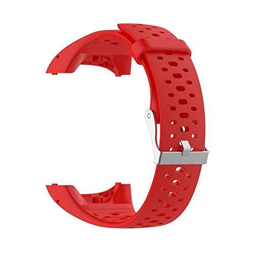 Correa silicona repuesto reloj Polar M400 M430 GPS