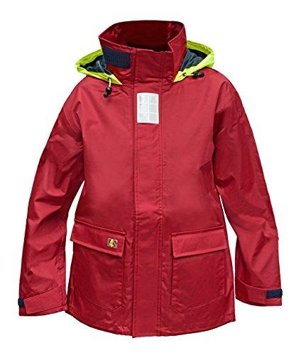 crazy4sailing Kinder Segeljacke Kid Columbia Jacke, Größe:XL