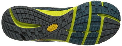 Merrell Bare Access 4, Chaussures de Running Entrainement Homme Multicolore (Dragonfly/Bright Yellow)