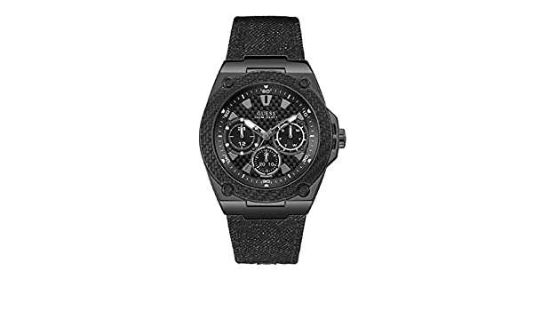 Guess Legacy W1058G3 Montre Hommes: Amazon.co.uk: Watches