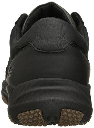Skechers LarsonNerick, Baskets Basses Homme Noir (BLK)
