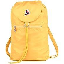 45e992af5e Zaino packable INVICTA - Minisac Glossy - Giallo - Ripiegabile richiudibile  - Icona Vintage -